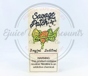 Savage Patch OG Patch 120ml - Ejuice Vape Discounts