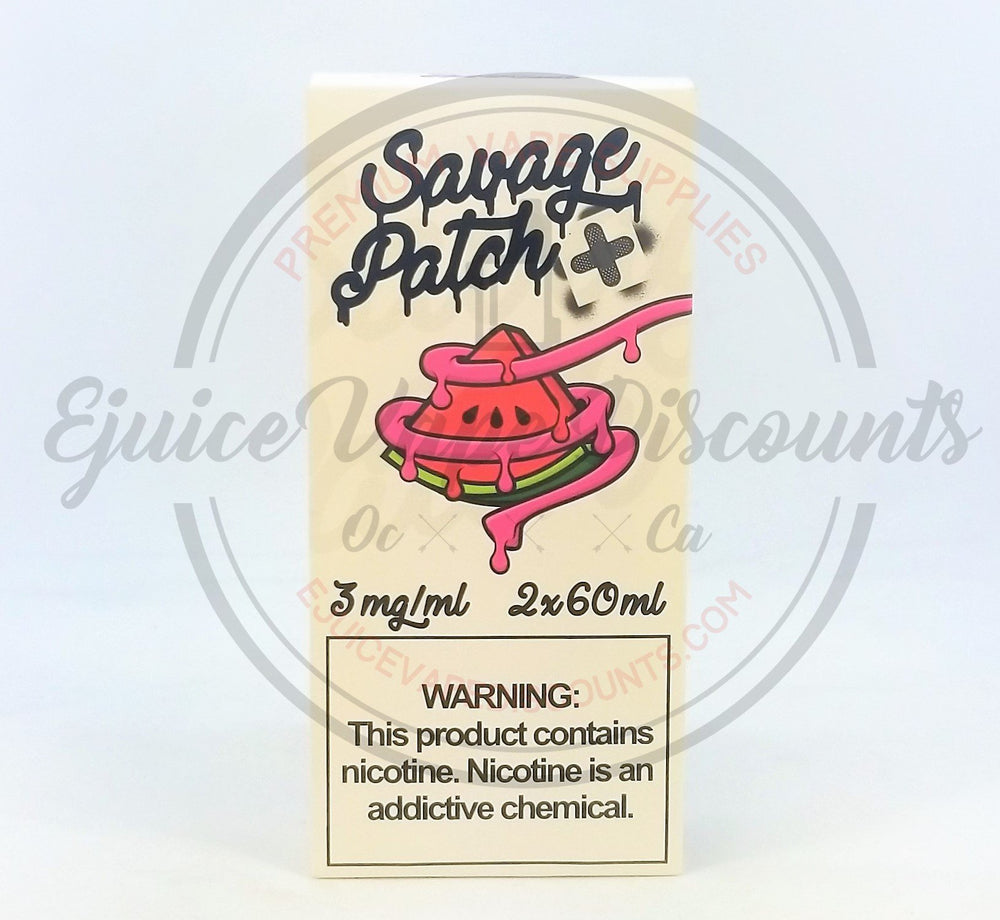 Savage Patch Watermelon Patch 120ml