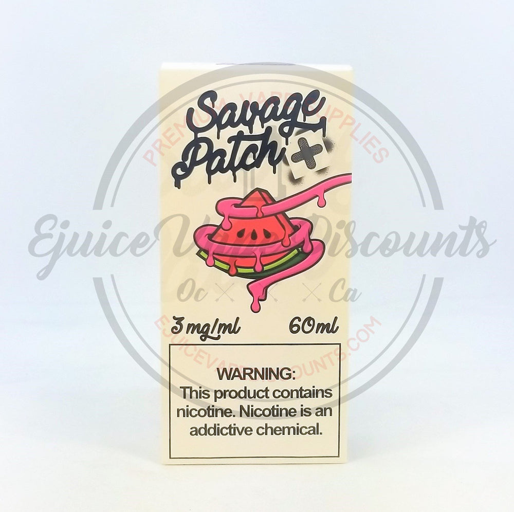 Savage Patch Watermelon Patch 60ml
