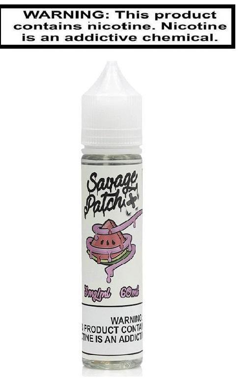 Load image into Gallery viewer, Savage Patch Watermelon Patch 60ml - Ejuice Vape Discounts