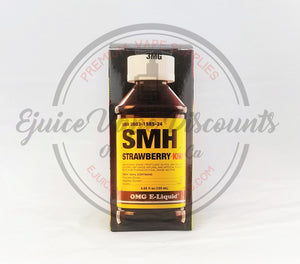 SMH by OMG 120ML - Ejuice Vape Discounts