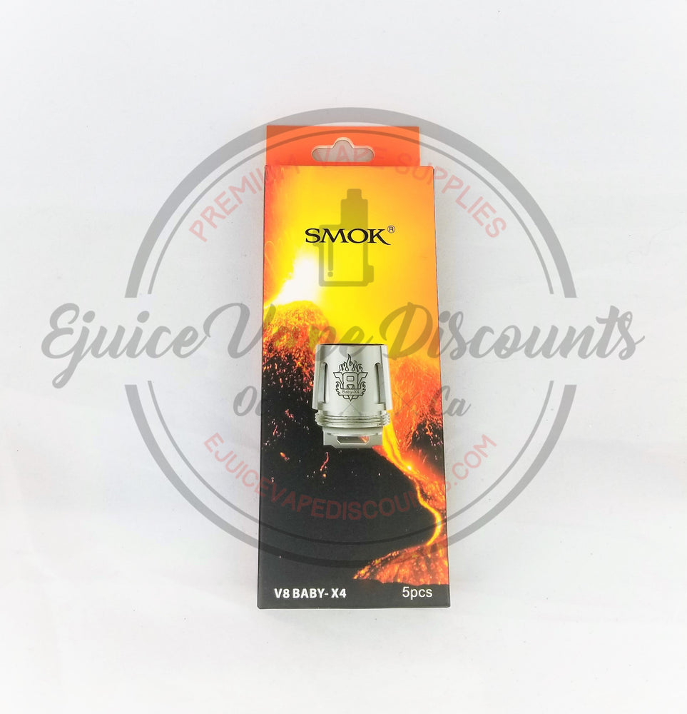 Load image into Gallery viewer, SMOK V8 Baby X4 - Ejuice Vape Discounts