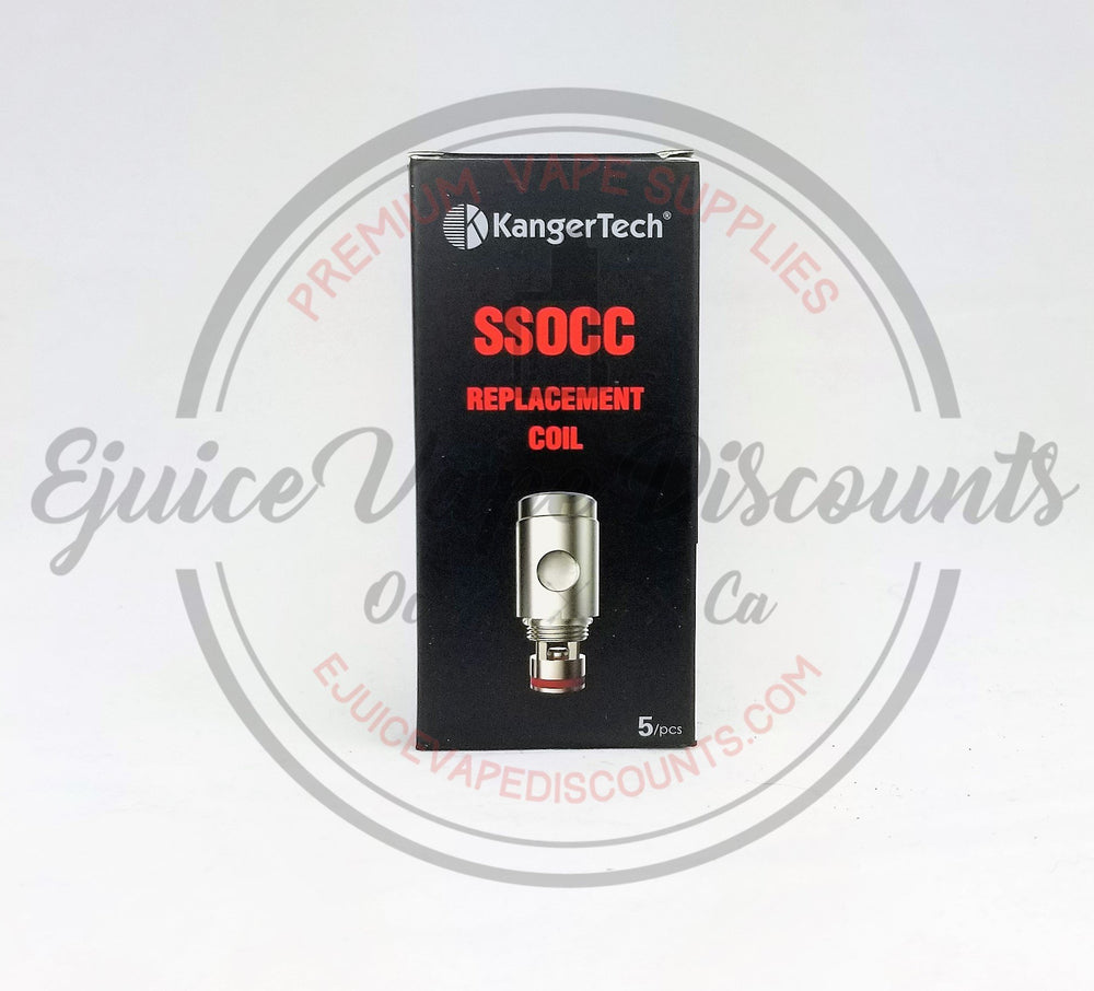 Load image into Gallery viewer, SSOCC Kangertech coils - Ejuice Vape Discounts