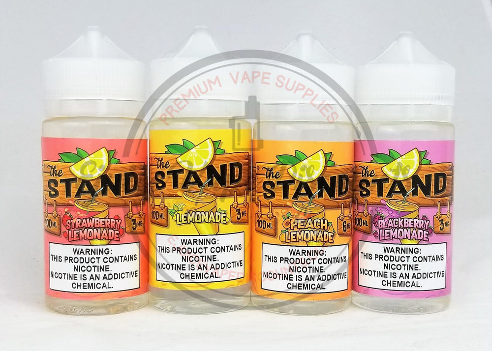 The Stand 200ml Bundle