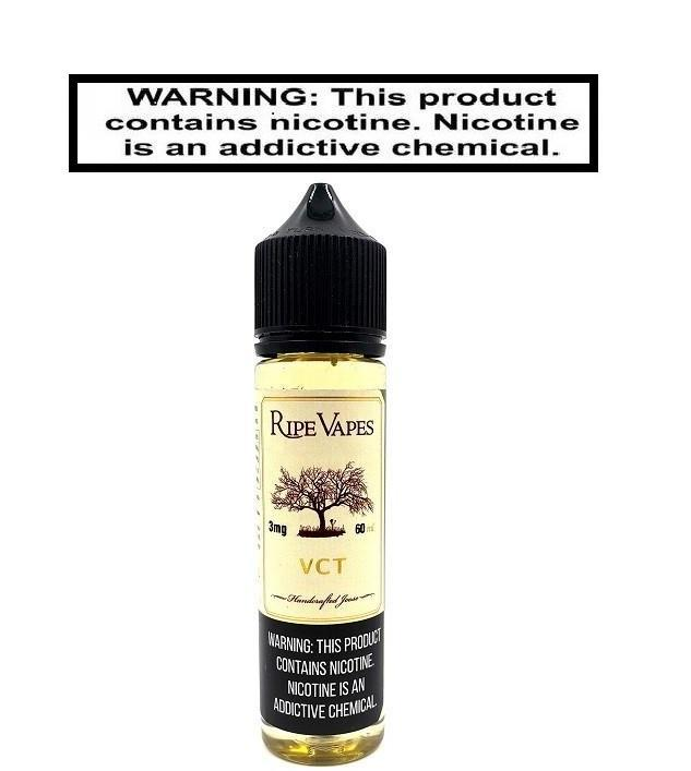 Ripe Vapes Ejuice VCT 60ml by Ripe Vapes