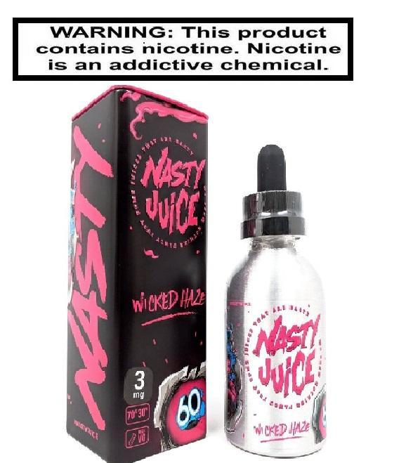 Load image into Gallery viewer, Wicked Haze by Nasty Juice 60ml