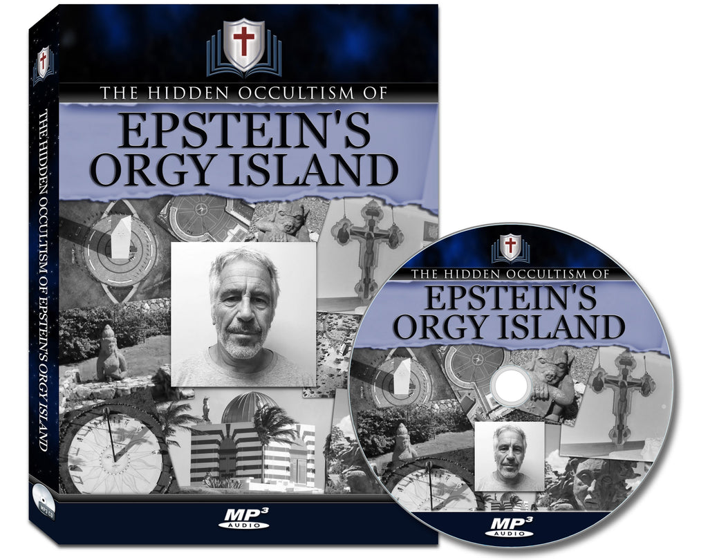 The Hidden Occultism of Epstein's Orgy Island!