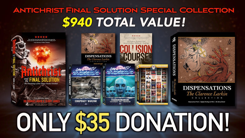 Antichrist Final Solution Special offer