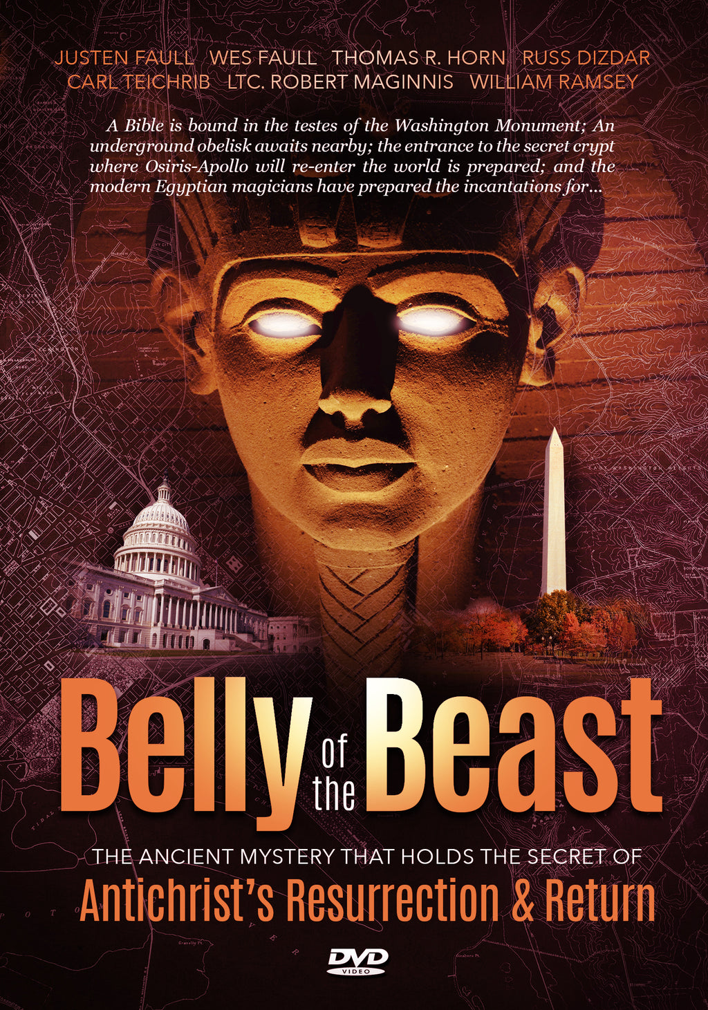 BELLY OF THE BEAST: THE ANCIENT MYSTERY THAT HOLDS THE SECRET OF ANTICRIST'S RESURRECTION AND RETURN