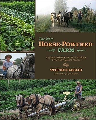 The New Horse-Powered Farm