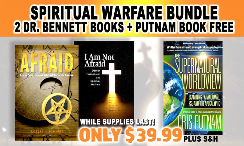 Spiritual Warfare Special Offer