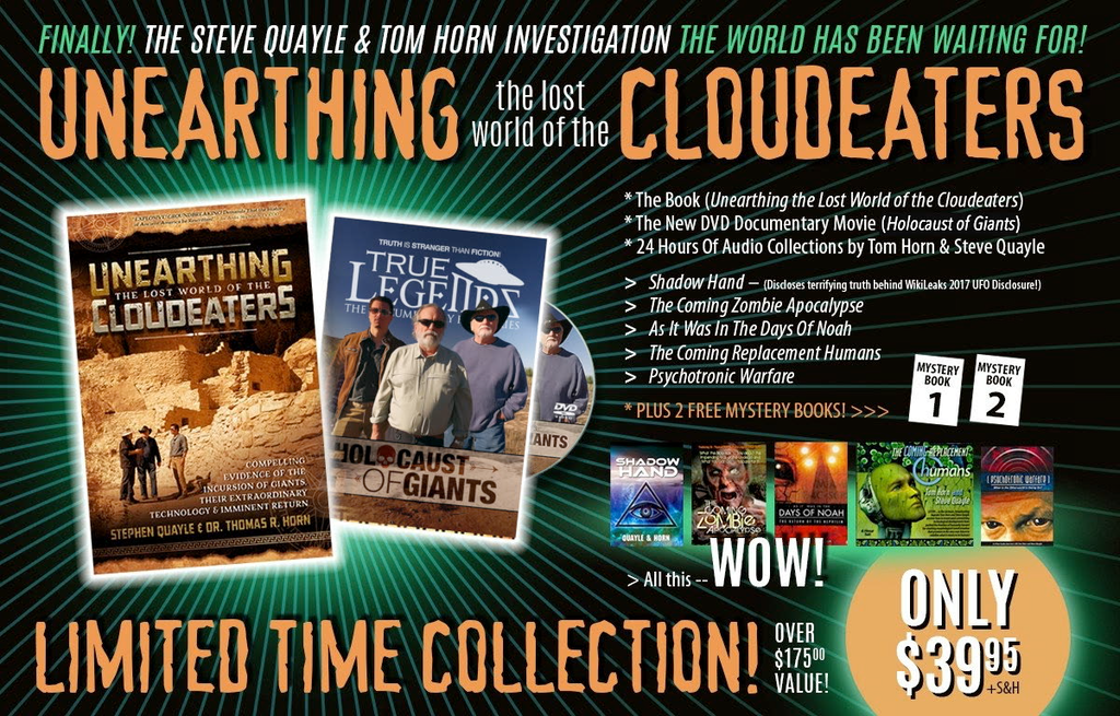 The Cloudeaters Mega Special Offer