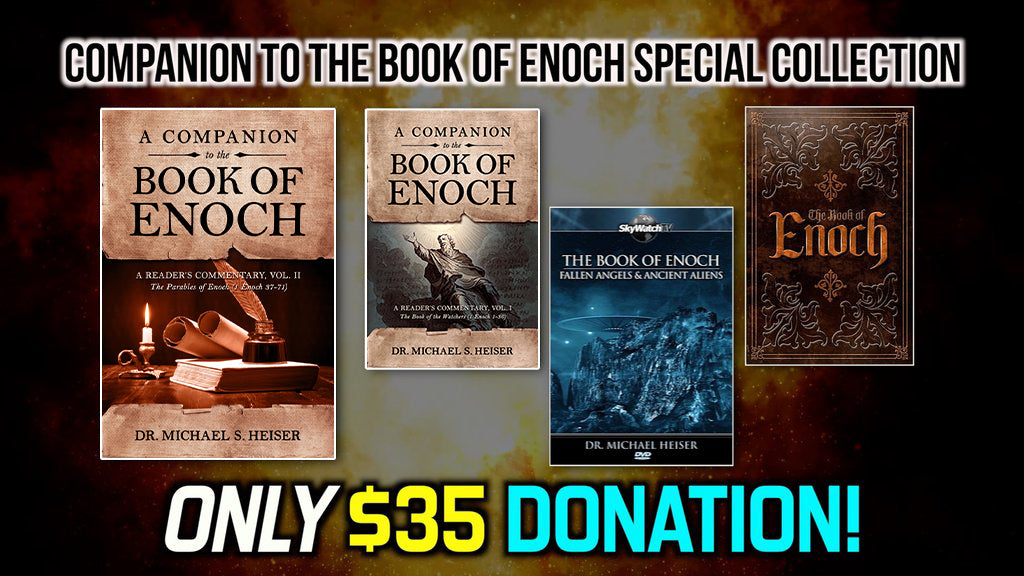 """The Companion to the Book of Enoch"" Special Collection!"