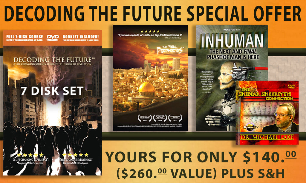 Decoding the Future Special Offer