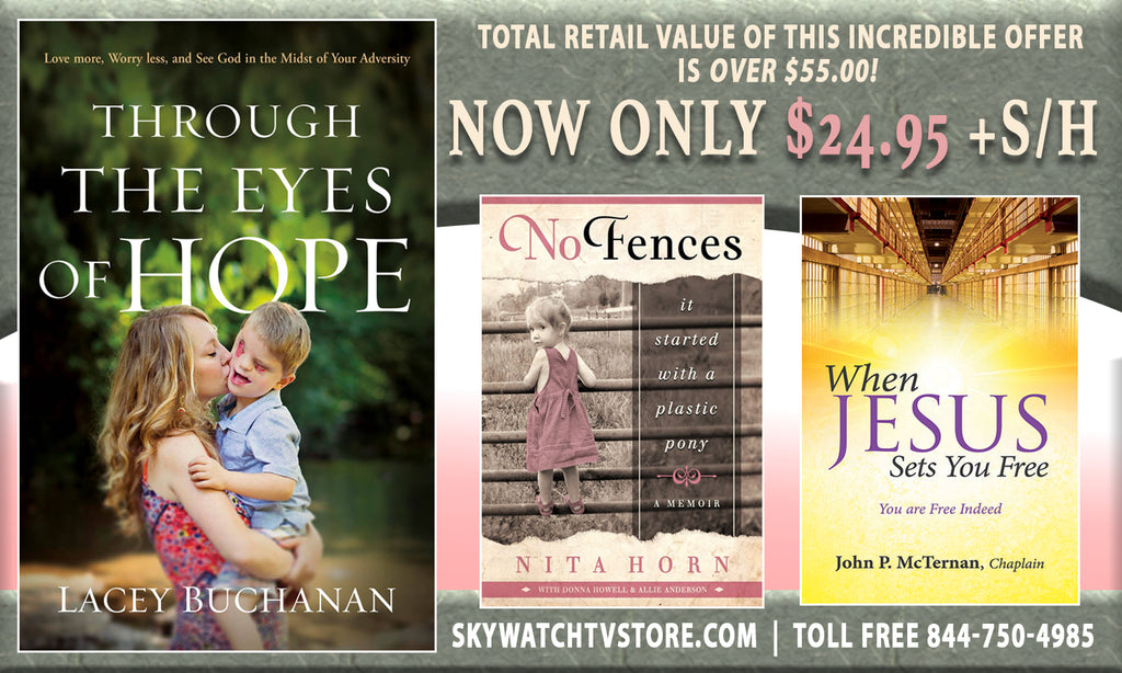 """Through the eyes of Hope"" Special Offer"