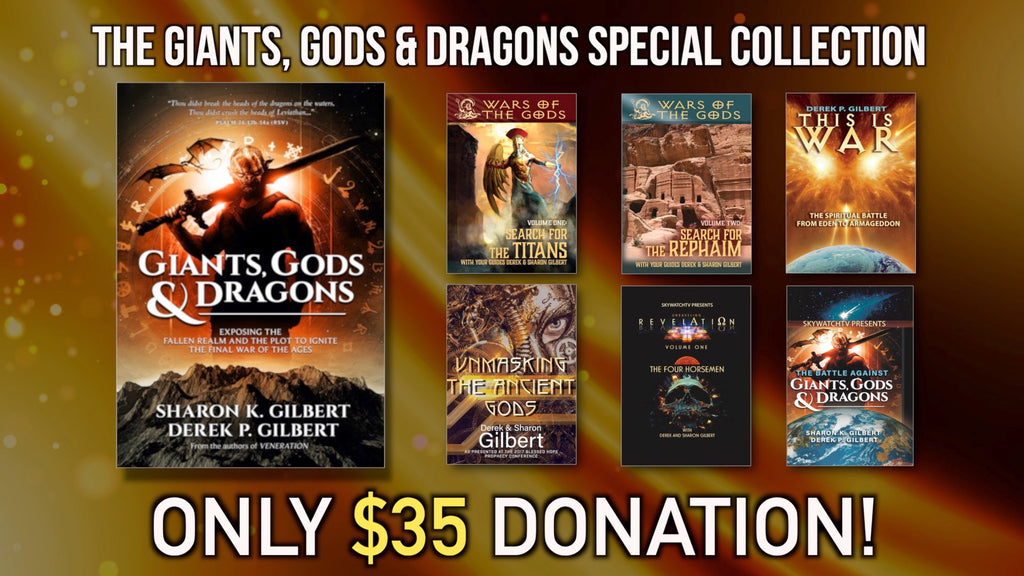 The Giants, Gods and Dragons Special Collection (Pre-Order)