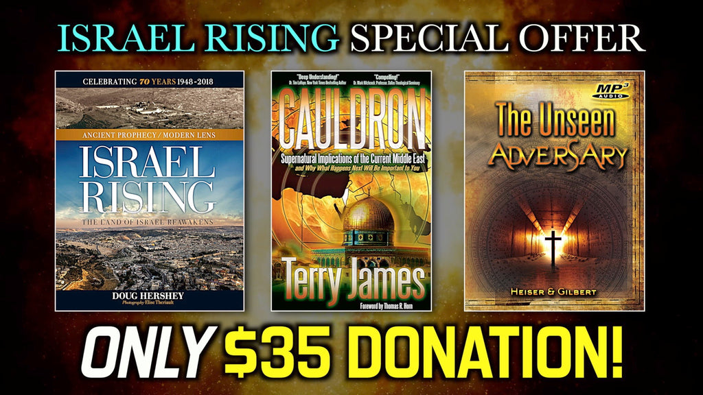 Isreal Rising Special Offer