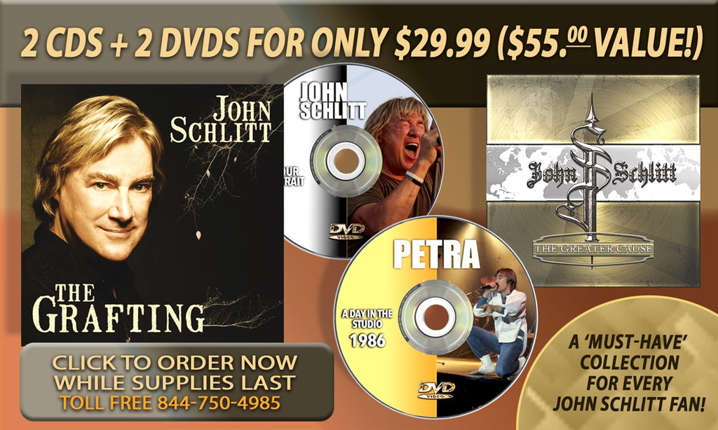 The John Schlitt Collection