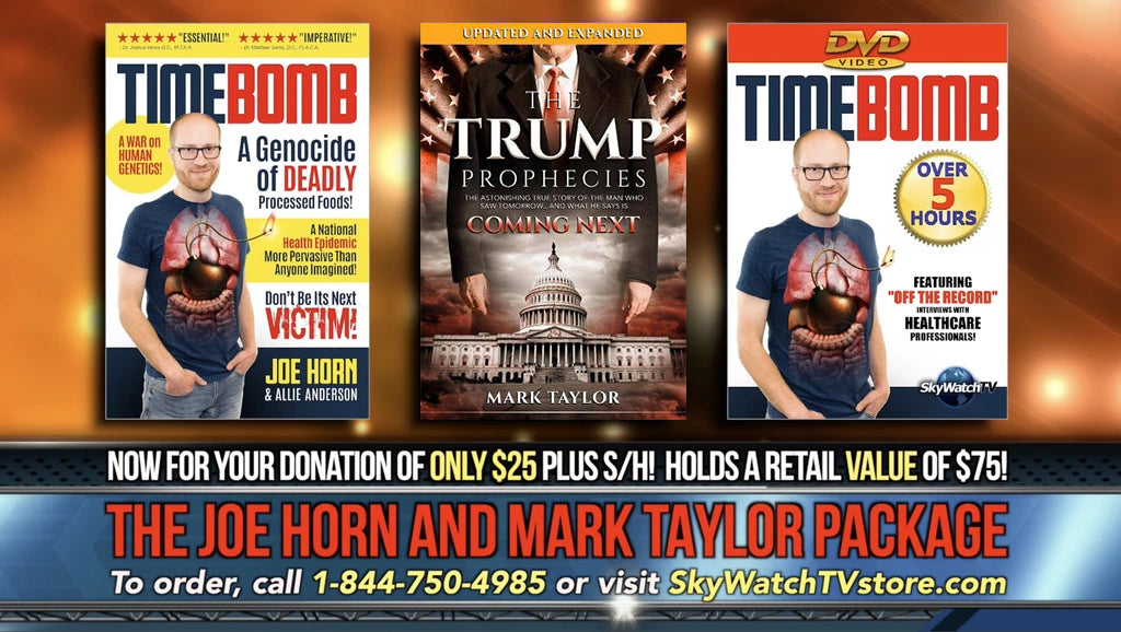 Timebomb & Trump Prophecies Special Offer