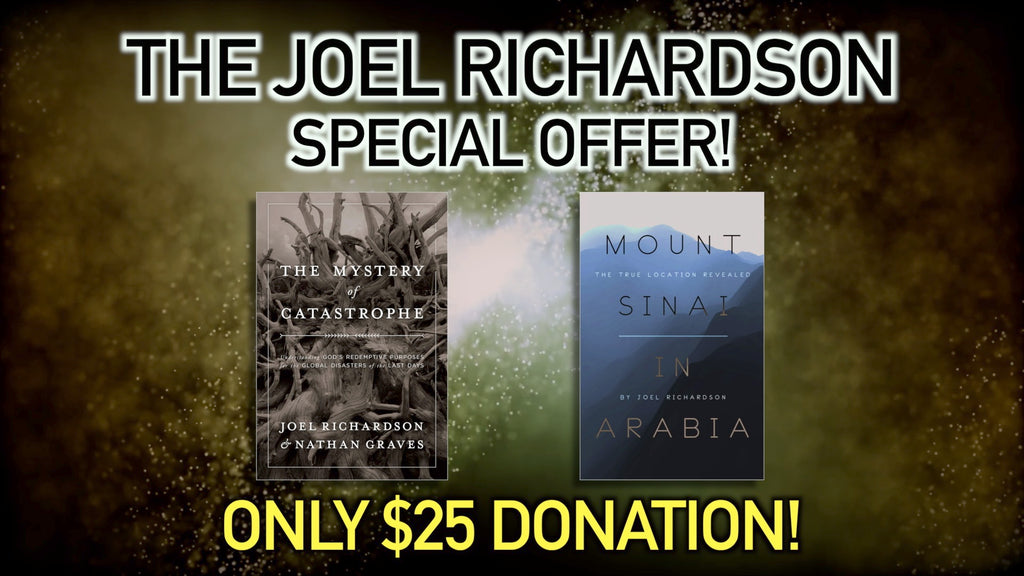 The Joel Richardson Special Offer