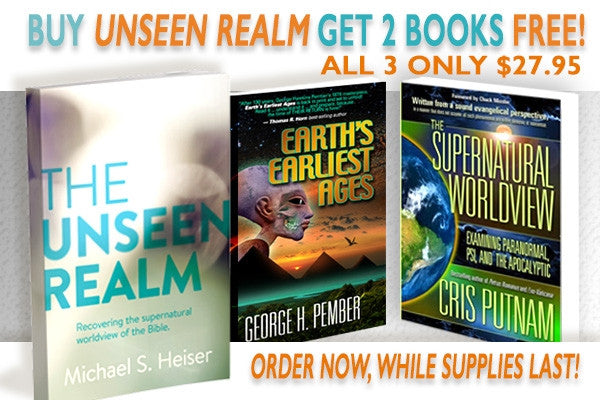 The Unseen Realm Special Offer