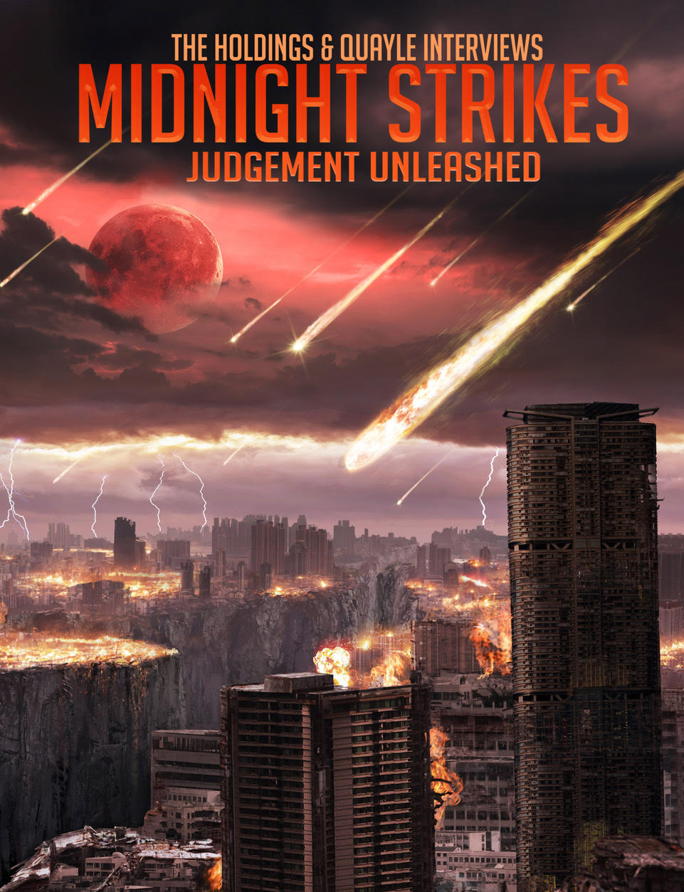 Midnight Strikes: Judgement Unleashed