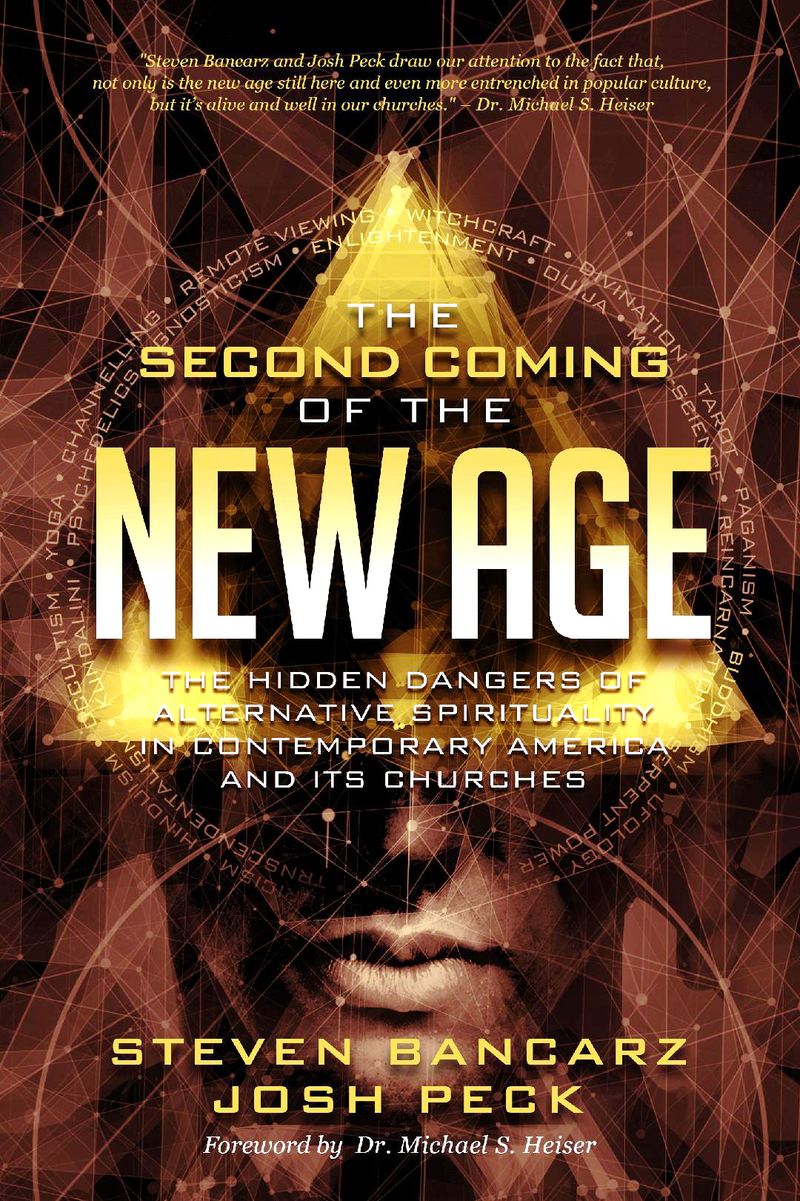 The Second Coming of the New Age: The Hidden Dangers of Alternative Spirituality in Contemporary America and it's Churches