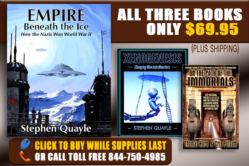 Empire Beneath the Ice Special Offer
