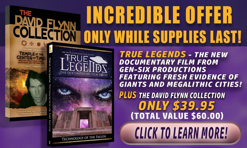 True Legend Documentary & The David Flynn Collection Special Offer