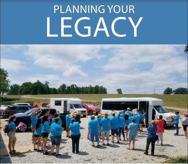 Legacy Giving Booklet