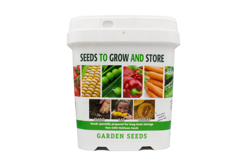 TRUE LEAF Grow and Store Garden Seeds (16 Variety)