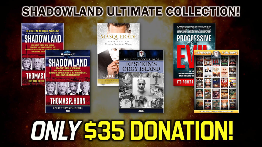 "THE ""SHADOWLAND ULTIMATE COLLECTION"""