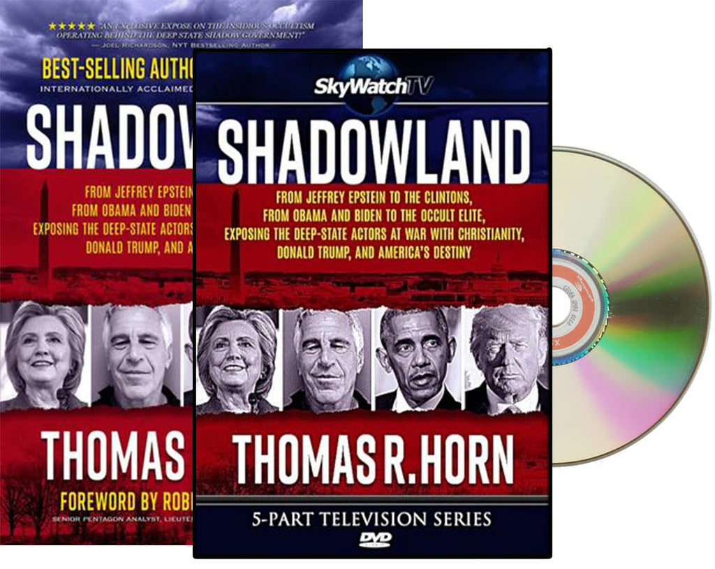 Shadowland book with FREE companion DVD