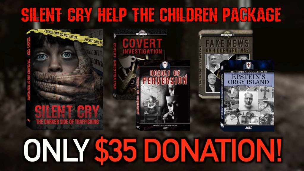 The Silent Cry Help The Children Package
