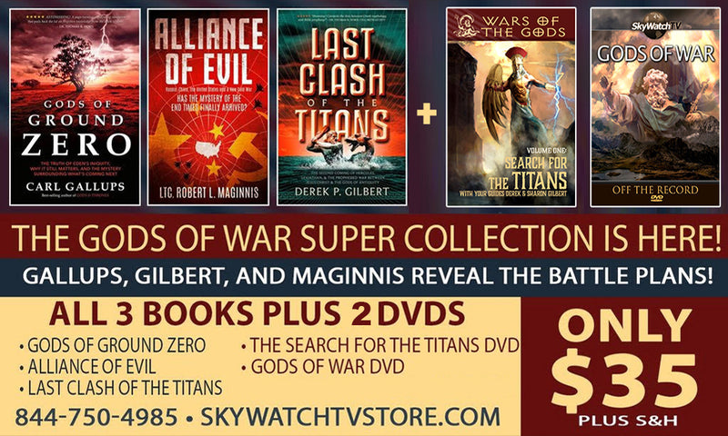 THE GODS OF WAR SUPER COLLECTION!