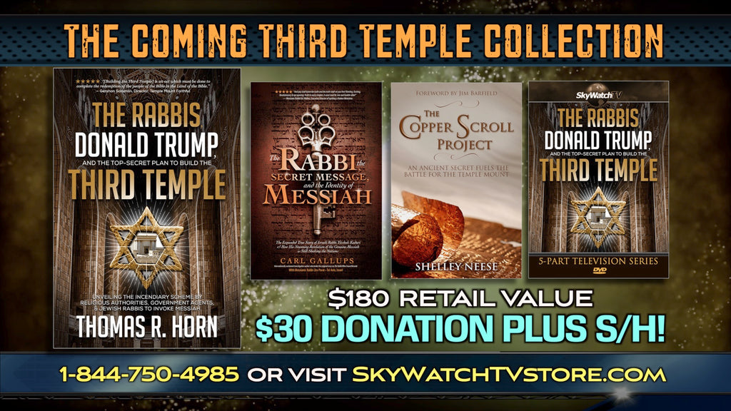 The Coming Third Temple Collection