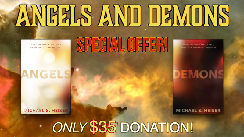 Angels and Demons Special offer