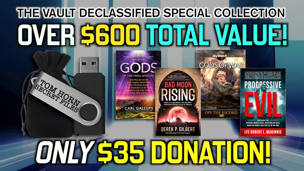"THE ""VAULT DECLASSIFIED!"""