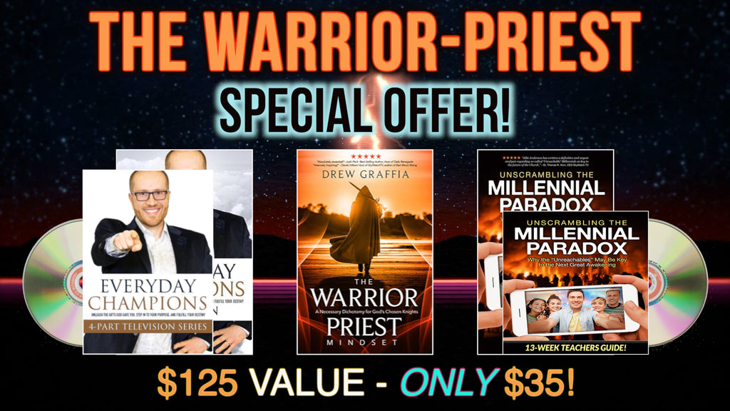 """The Warrior-Priest"" Mindset Special Offer"