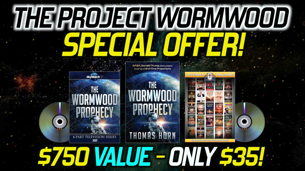 The Project Wormwood Special Offer