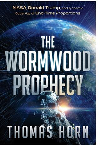 The Wormwood Prophecy book with FREE Companion DVD