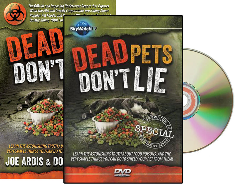 Dead Pets Don't Lie with FREE companion DVD
