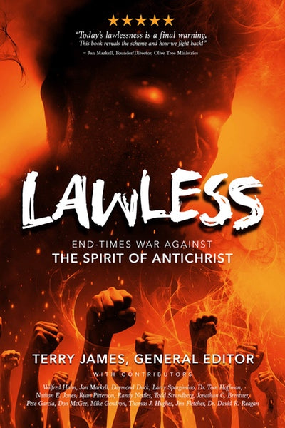 Lawless: Endtimes War Against the Spirit of Antichrist