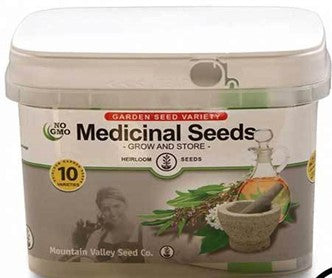 True Leaf Medicinal Seeds