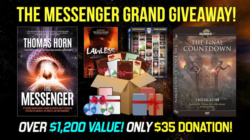The Messenger Grand Giveaway