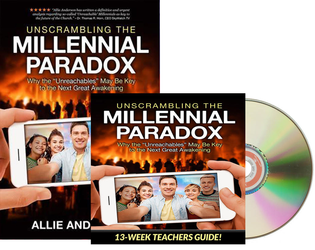Unscrambling the Millennial Paradox with FREE 13 week Teacher's Guide