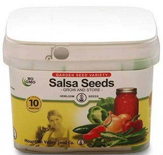 True Leaf Salsa Seeds