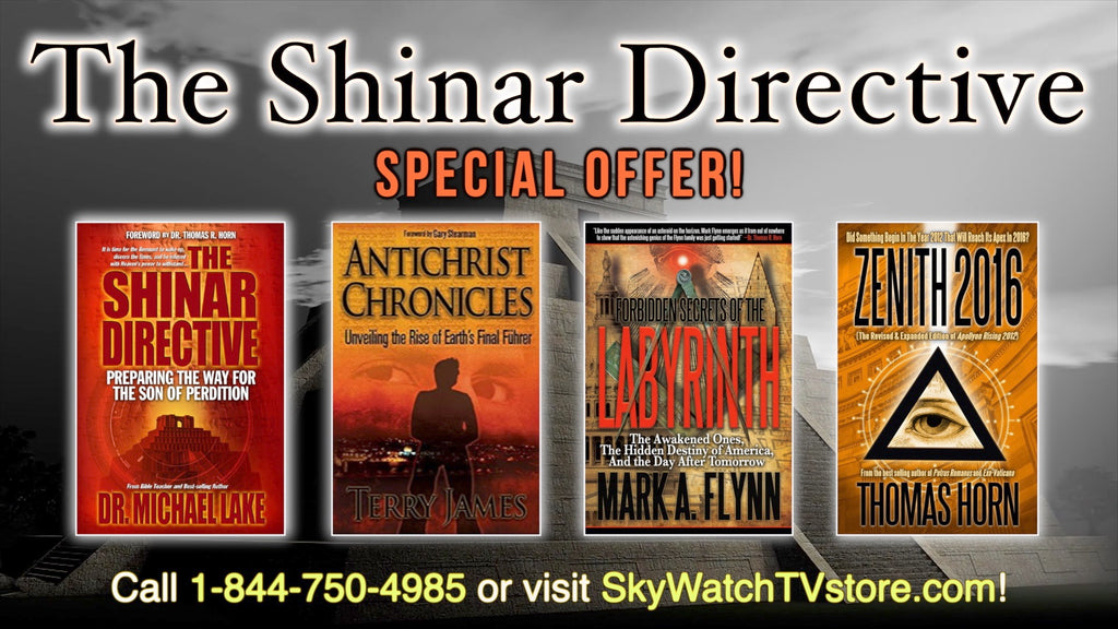 The Shinar Directive Special Offer