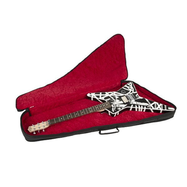 EVH® STAR GIG BAG w/Red Int -w/EVH Logo