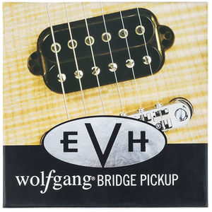 EVH® WOLFGANG BRIDGE PICKUP BLACK